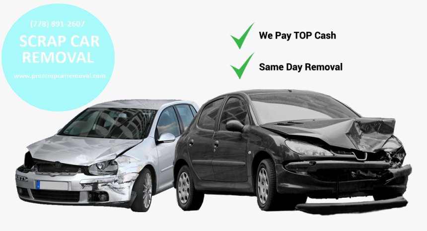 Most Reliable Scrap Car Removal