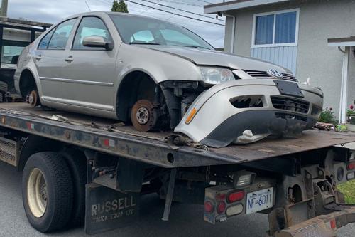 Cash For Car Removing
