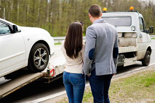 Scrap Car Recycling Service