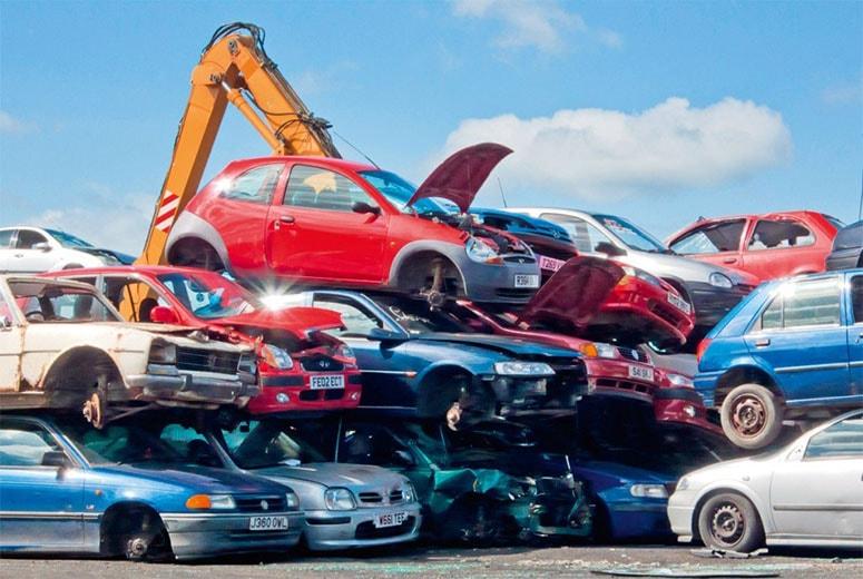 Auto Wreckers Process