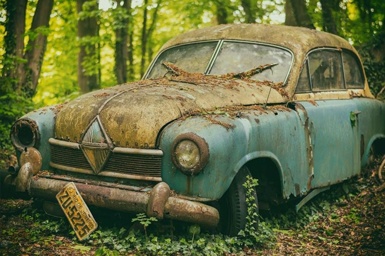 Before Selling Your Junk Car