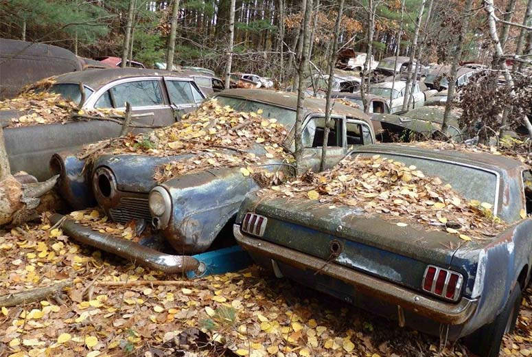 Sell Old Cars For Cash