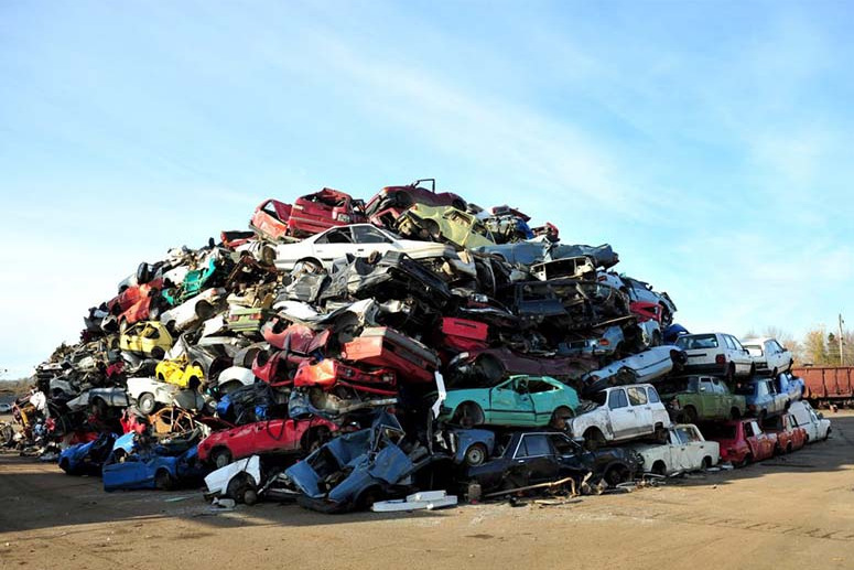 Junk Car Recycling